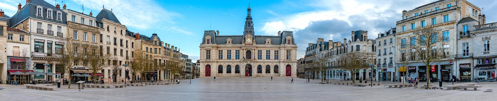 Notre agence de Poitiers